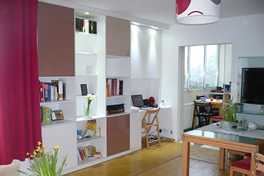 2exvia placards et miroirs. Black Bedroom Furniture Sets. Home Design Ideas